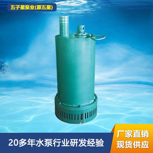 BQS矿用隔爆型排沙排污泵BQS15-70-7.5/N