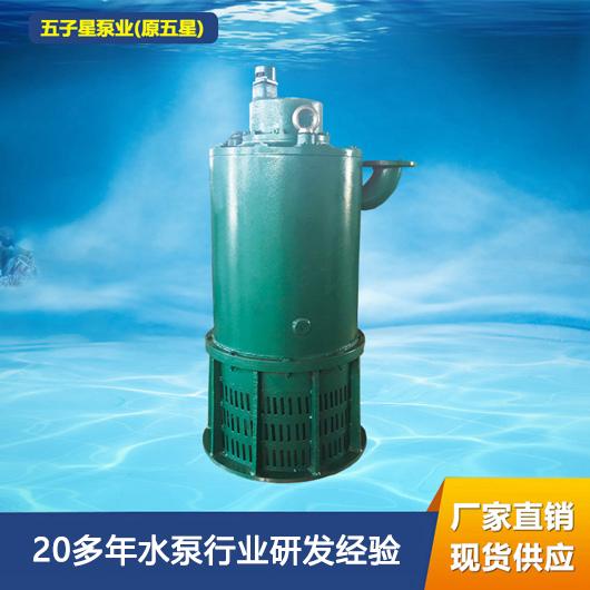 BQS矿用隔爆型排沙排污泵BQS180-100-90/N