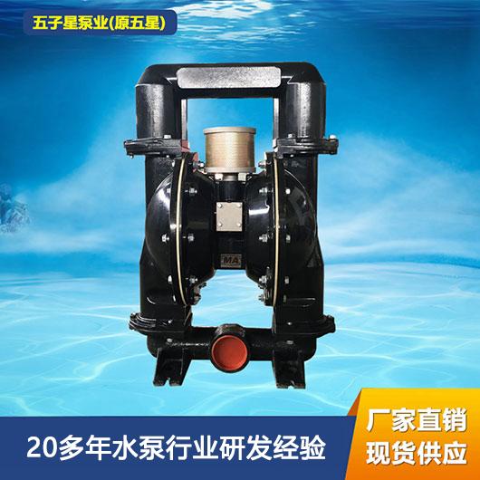 BQG气动隔膜泵 BQG450/0.2