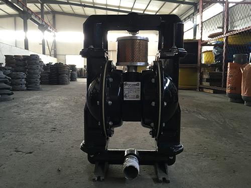 谈矿用气动隔膜泵维修的重要性