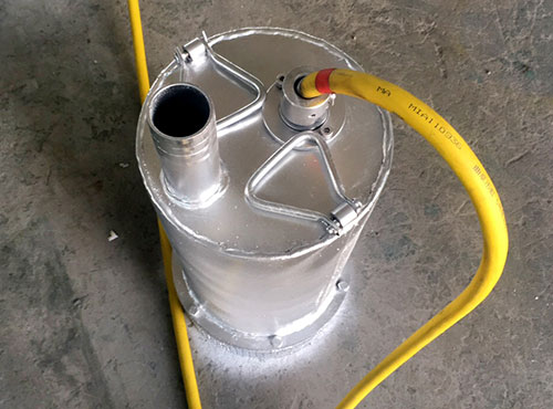 不锈钢排污泵的工作原理介绍