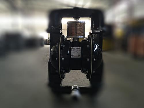 ARO控制器为气动隔膜泵带来了巨大变化