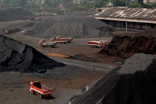中国倾向于影响印度铁矿石开采商的长期合同